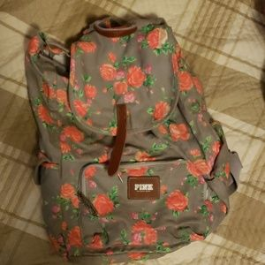 VS Pink Back pack